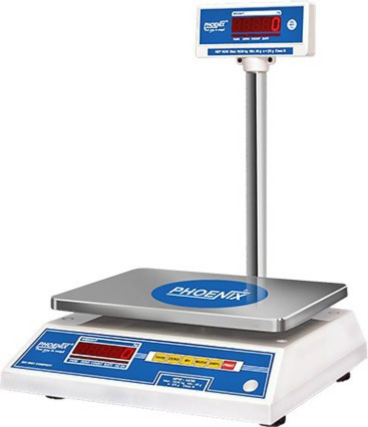 Phoenix NPW-30A Weighing Scale Price in India - Buy Phoenix