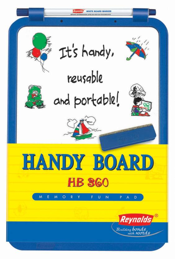Reynolds HB 360 Whiteboards and Duster Combo