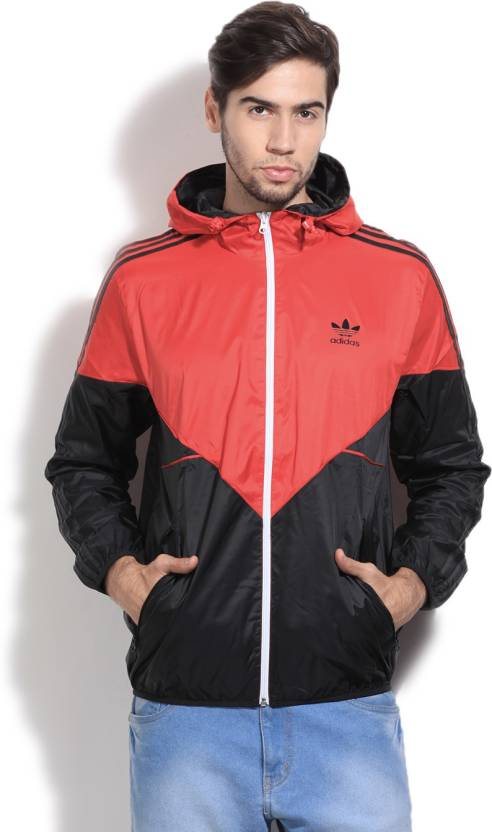 a9b67a0ade9 ADIDAS ORIGINALS Solid Men's Wind Cheater - Buy COLRED/BLACK ADIDAS  ORIGINALS Solid Men's Wind Cheater Online at Best Prices in India |  Flipkart.com