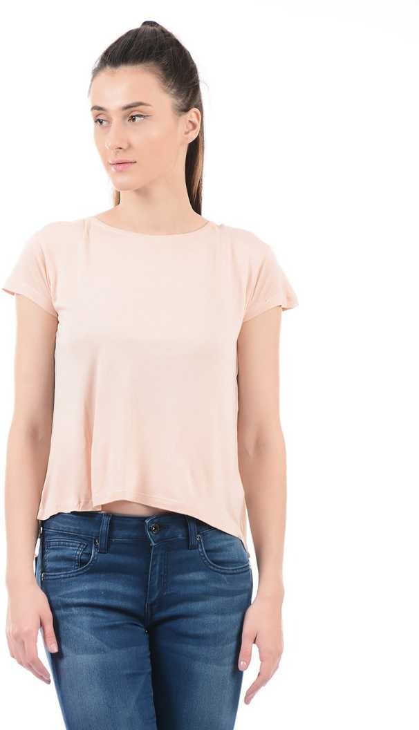 For 250/-(75% Off) Women Tops by Pepe Jeans Upto 74% off starting at Rs. 250 at Flipkart