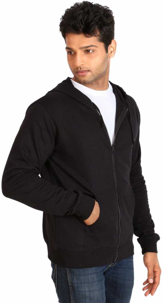CAMPUS SUTRAFull Sleeve Solid Men Sports Jacket