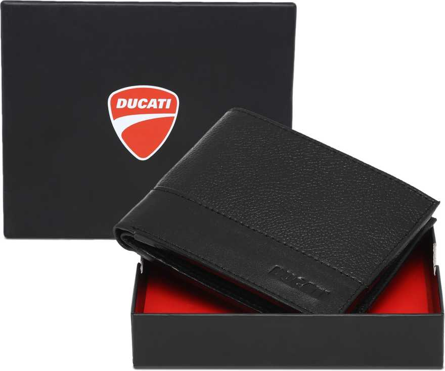 80% Off on Ducati Men Wallet Starts from Rs. 359