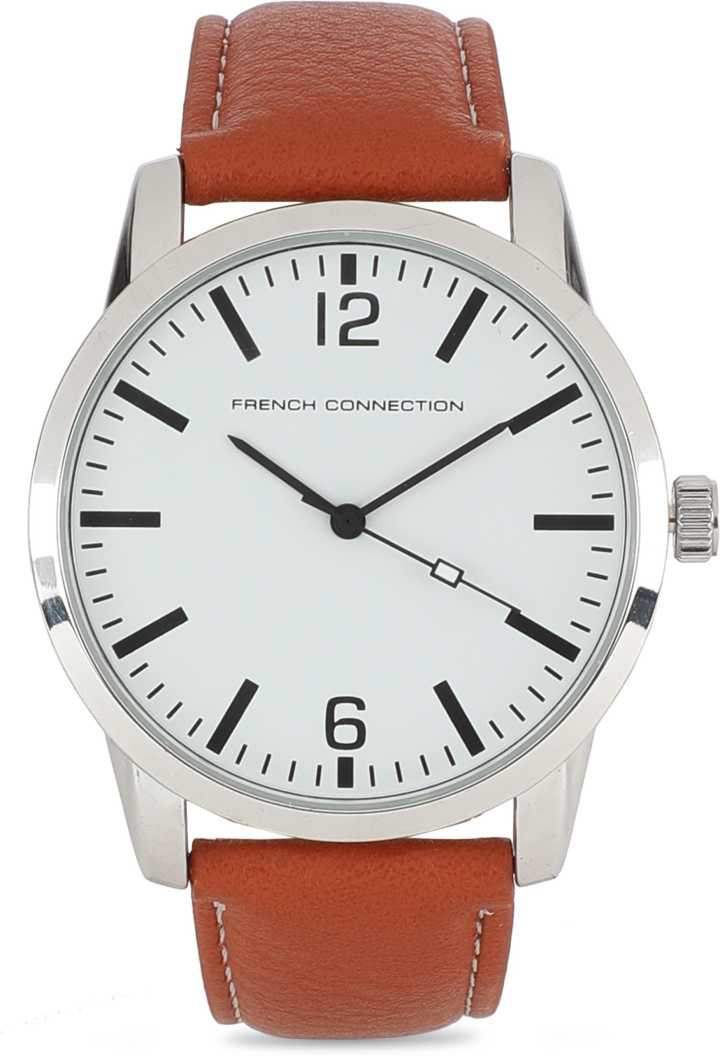 French Connection Wrist Watches Up to 80% off at Flipkart