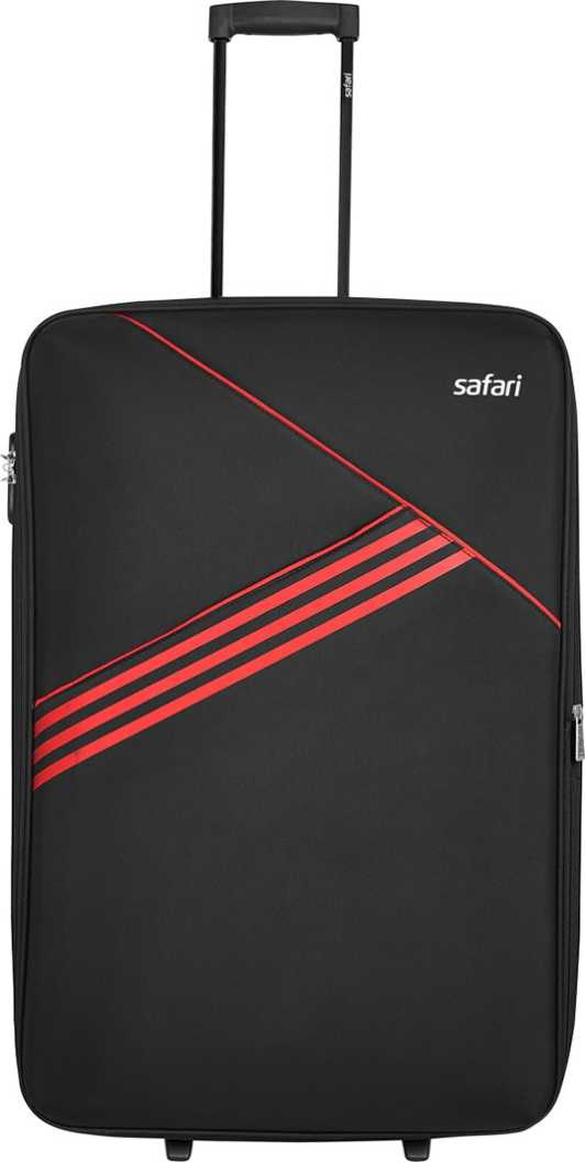 Safari ANGLE 56 2W? Expandable Expandable Cabin Luggage   22 inch
