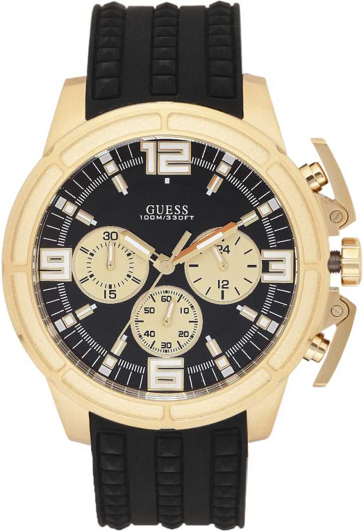 Guess Wrist Watches up to 60% off at flipkart