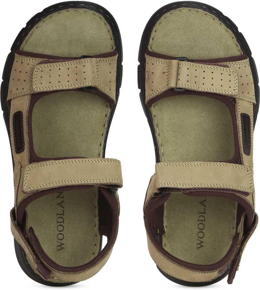 Woodland Sandals & Floaters flat 50% off @ Flipkart
