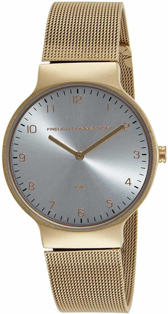 French Connection FC1301SGM Analog Watch - For Women