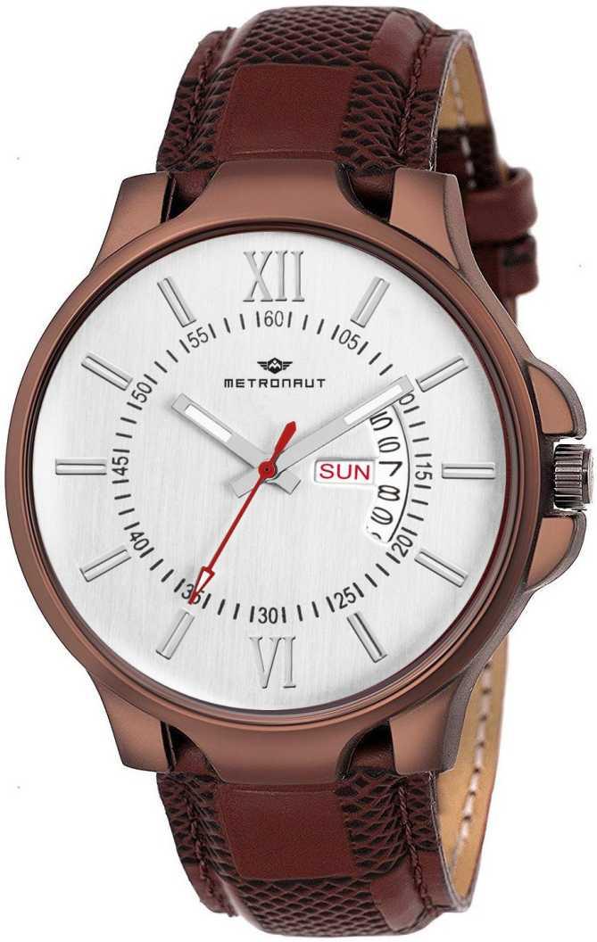 Metronaut Wrist Watches up to 84% off @ Flipkart