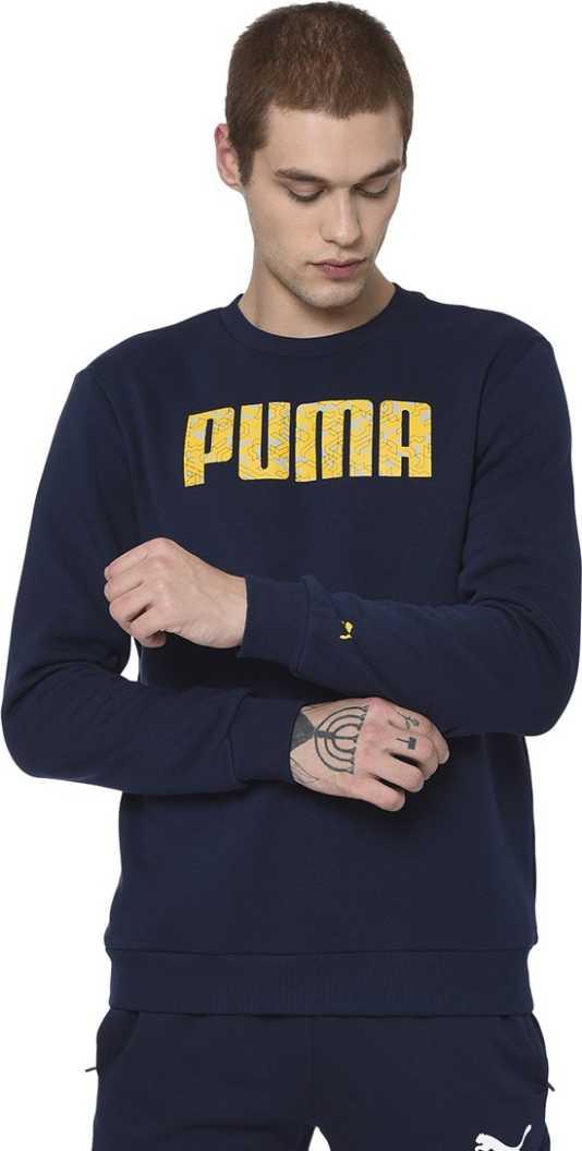 60% Off on Puma Men's Sweatshirts