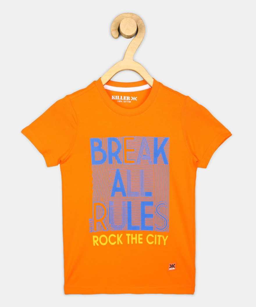 Killer Kids' T Shirts flat 60% off @ Flipkart