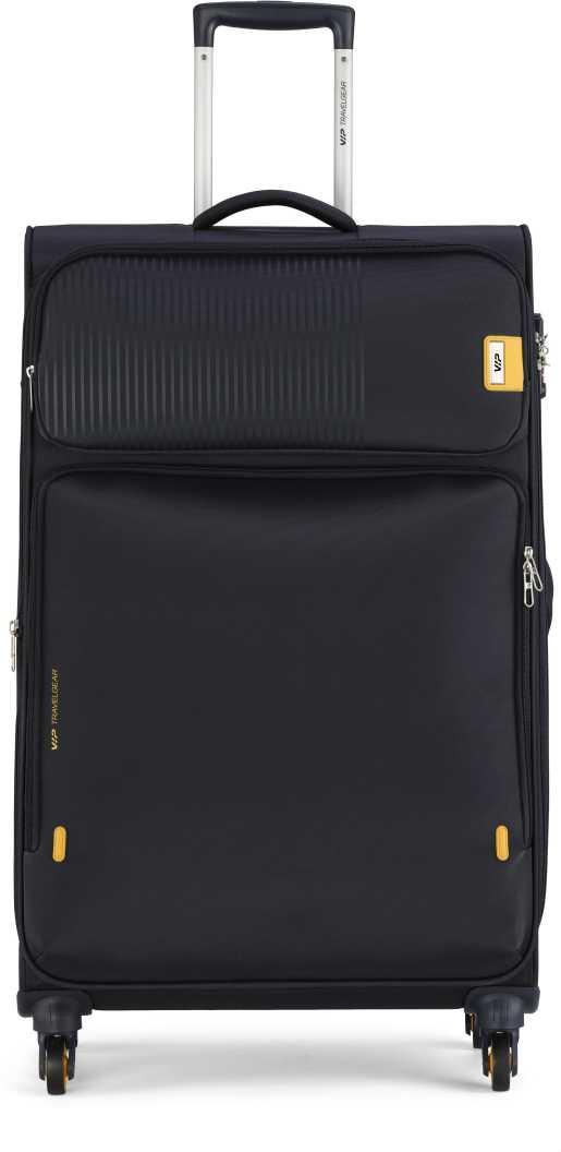 VIPSmall Cabin Luggage (57 cm) – Zen-Lite 4W Exp Strolly 56 – Black