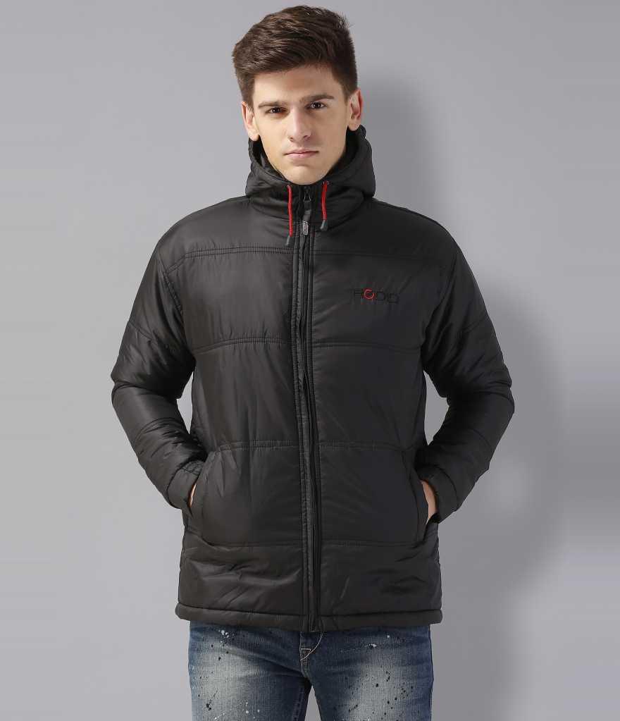 RodidFull Sleeve Solid Men Jacket Rodid Men's Jackets