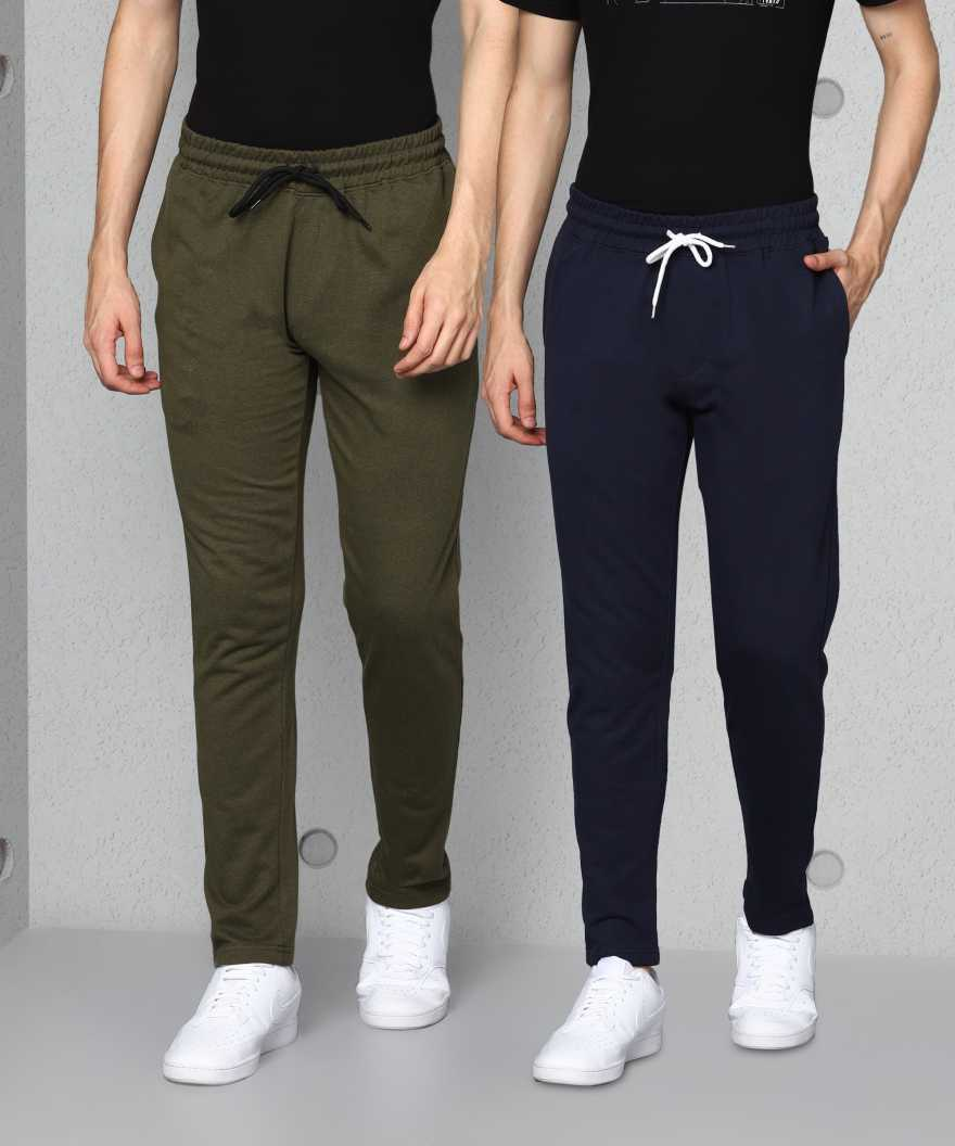 METRONAUTSolid Men Multicolor Track Pants