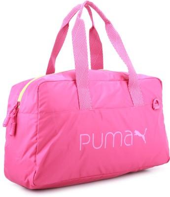 Puma 7218403 Women Pink Core Grip Duffle Bag - Best Price in India ... 0b667d2e39d83