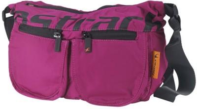 5a13c4ca46eb Fastrack a0201npk01aa Women Pink Black Sling Bag - Best Price in ...