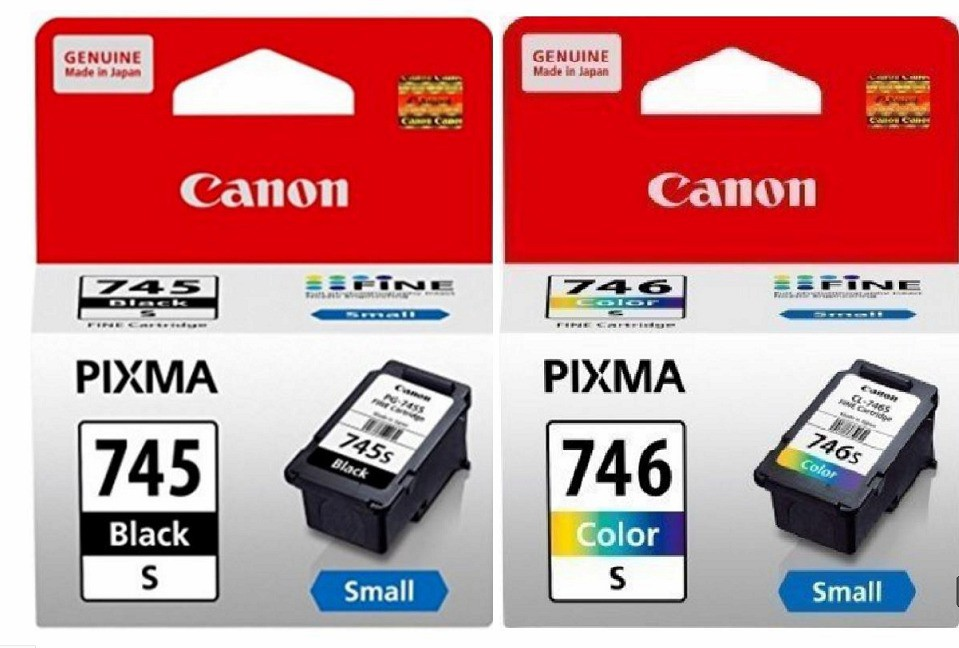 Canon Pixma Multi Color Ink(Black, Magenta, Cyan, Yellow)