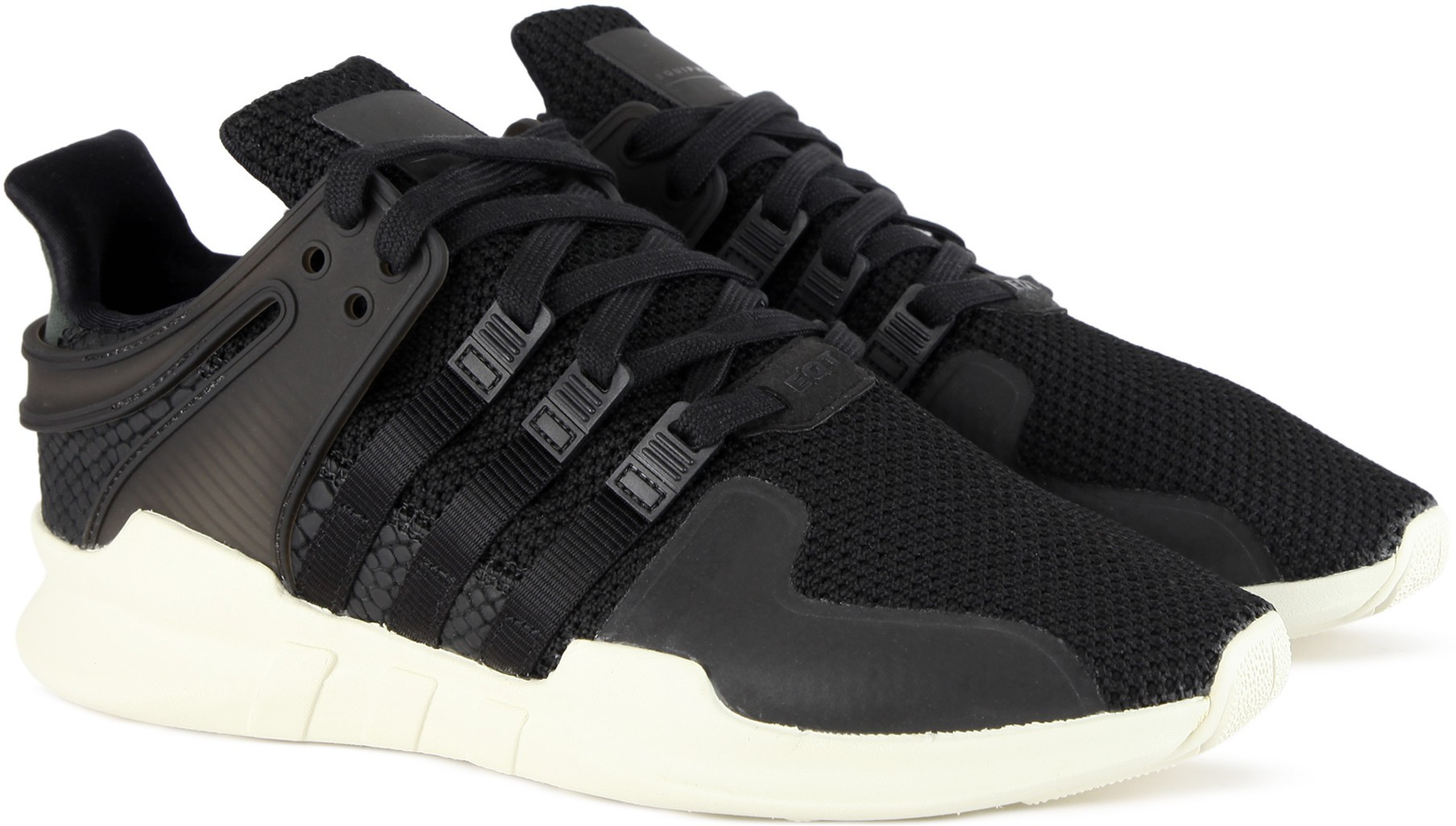 4c20f09b197f ADIDAS ORIGINALS EQT SUPPORT ADV Sneakers For Men(Black) thumbnail