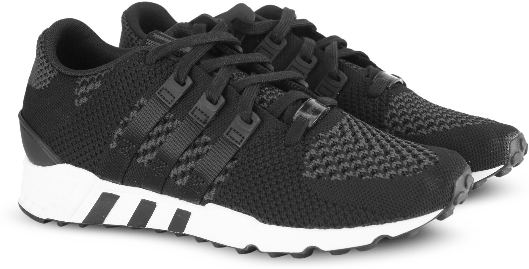 Adidas Originals Eqt Support Rf Pk Sneakers For Men Black Blush