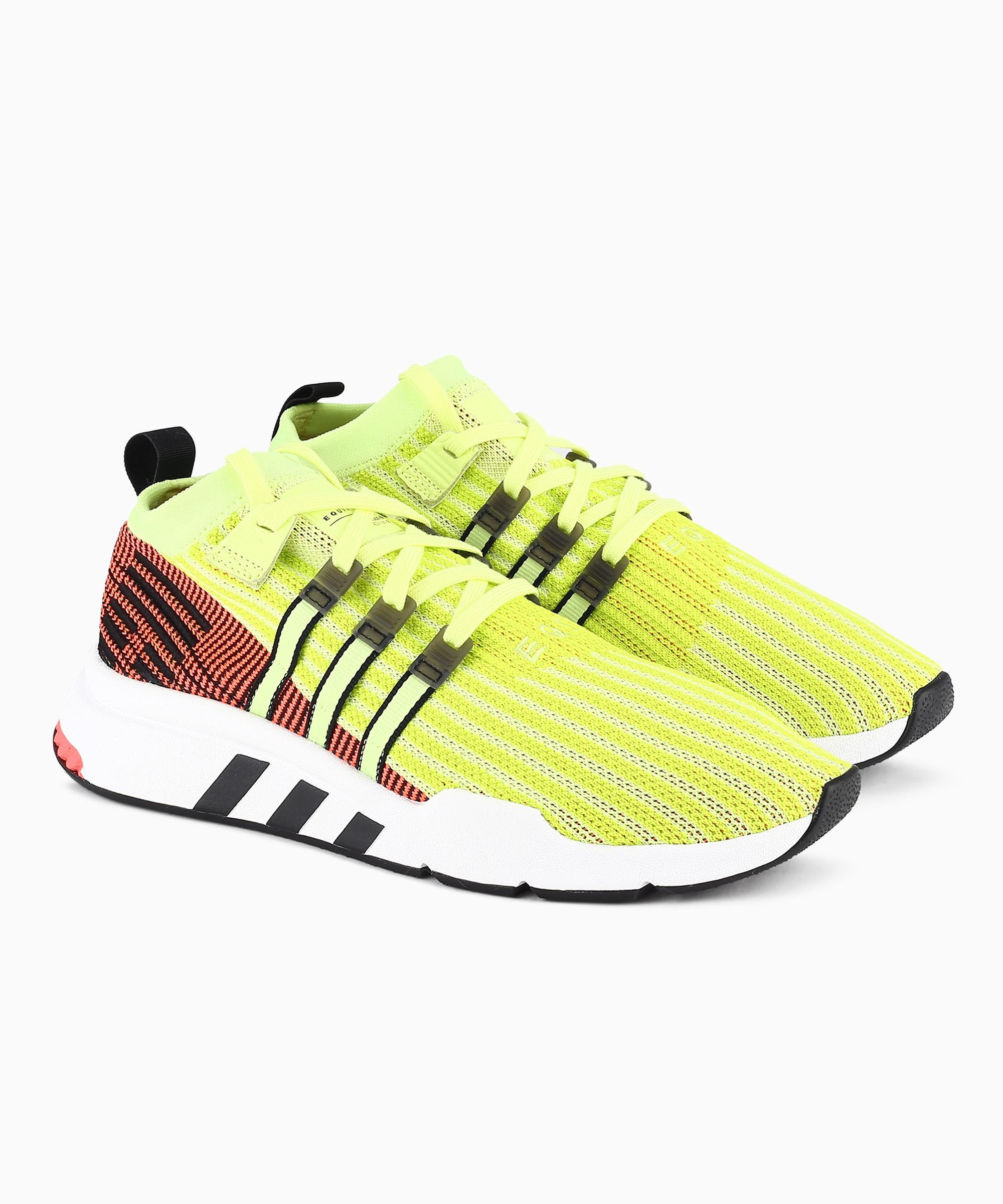 premium selection 7e7d5 2a3b7 ADIDAS ORIGINALS EQT SUPPORT MID ADV PK Sneakers For Men(Green)