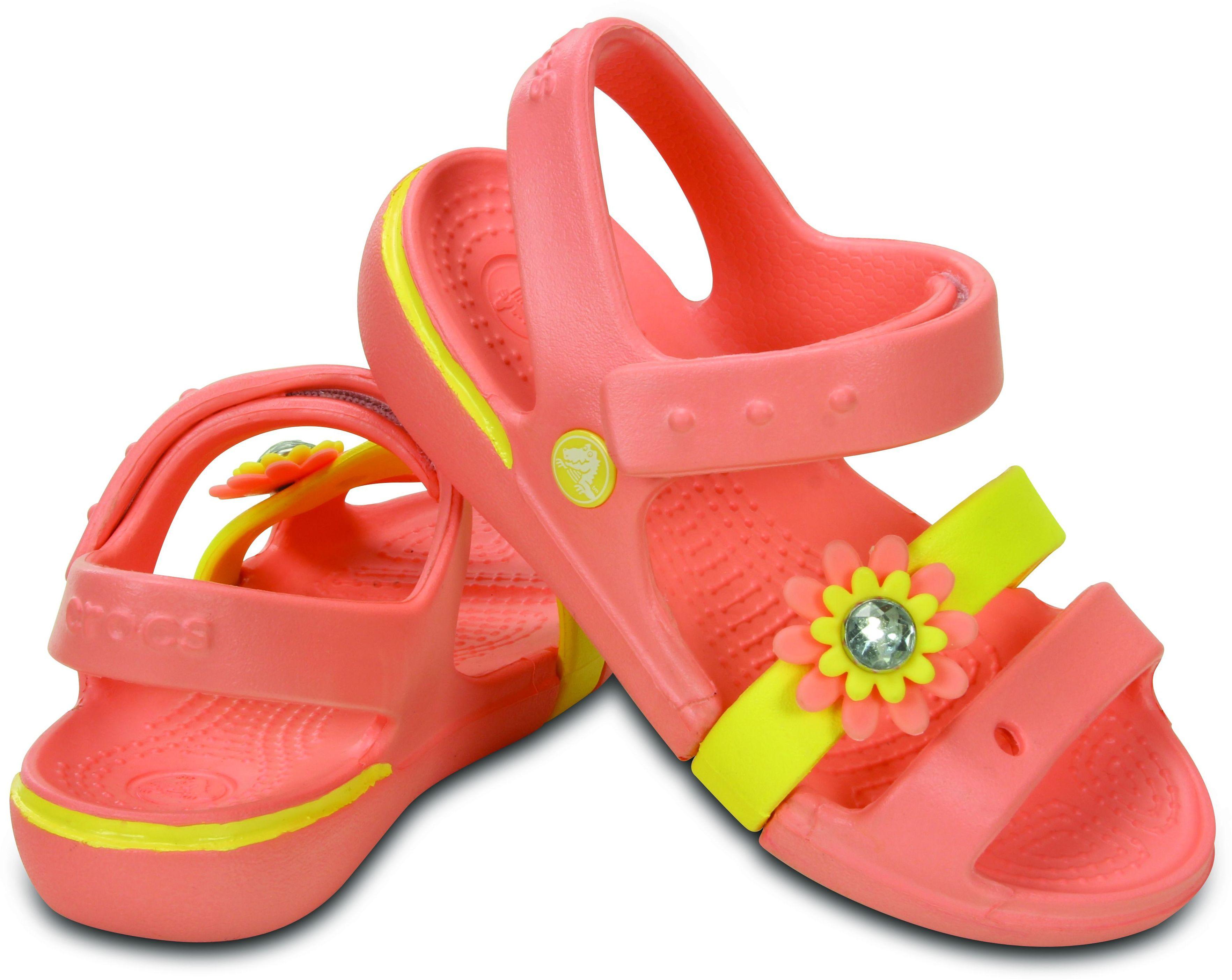lepszy przyjazd sprzedaż usa online Crocs 14852-6kn Womens Sunshine Fashion Sandals - Best Price ...