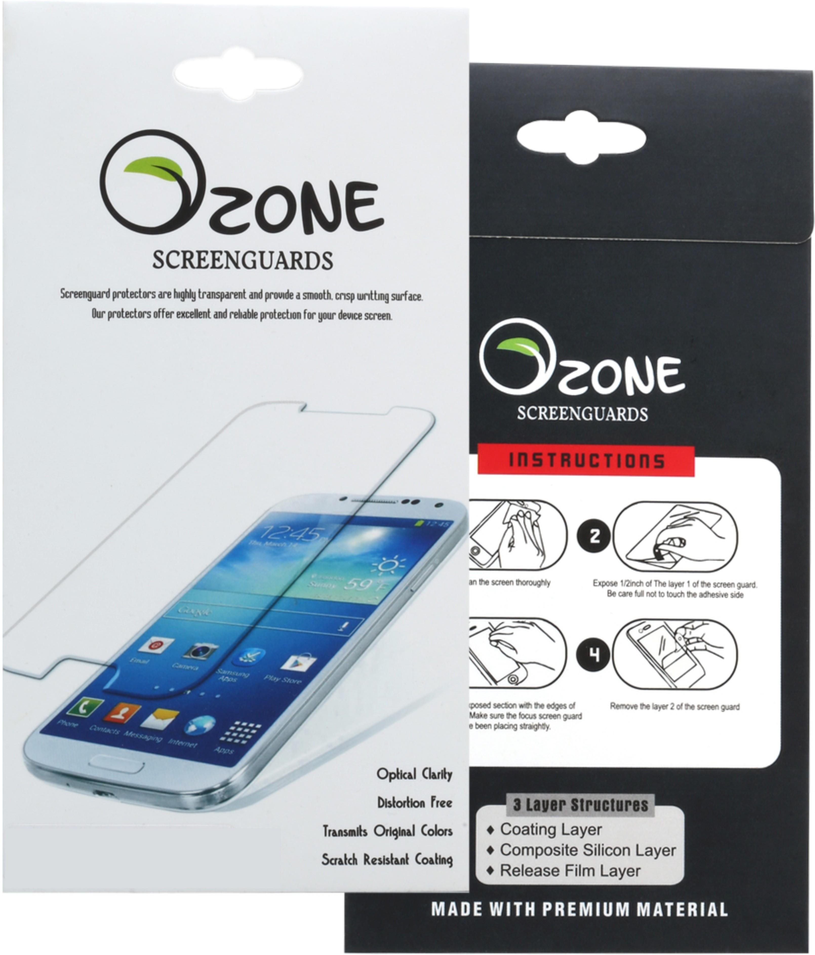 Ozone Screen Guard for Moto X Play