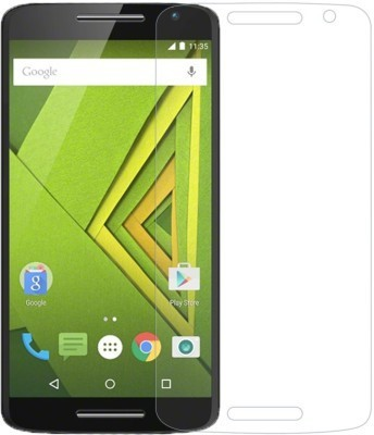 Zeel Enterprise MOTOROLA X PLAY Tempered Glass for Motorola X Play