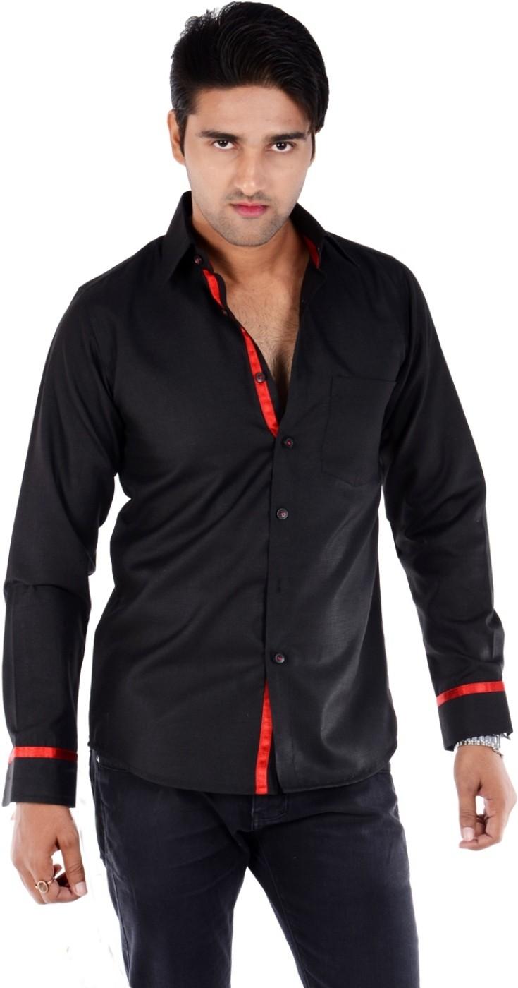 4fc82b4c3d1 S9 men s9-fs-204 Fs 200 S Men S Solid Casual Shirt