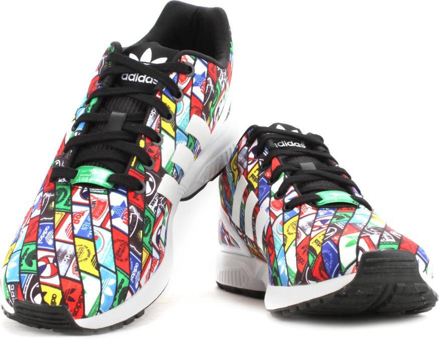 brand new 5bcc4 1c9b2 Adidas b24904 Mens Originals Zx Flux Low Shoes - Best Price ...