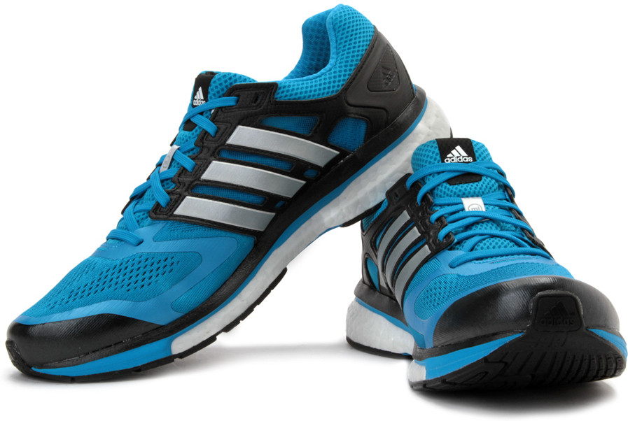 reputable site b6df2 deefa Adidas f32277 Men Blue Supernova Glide 6 M Sports Shoes- Price in India