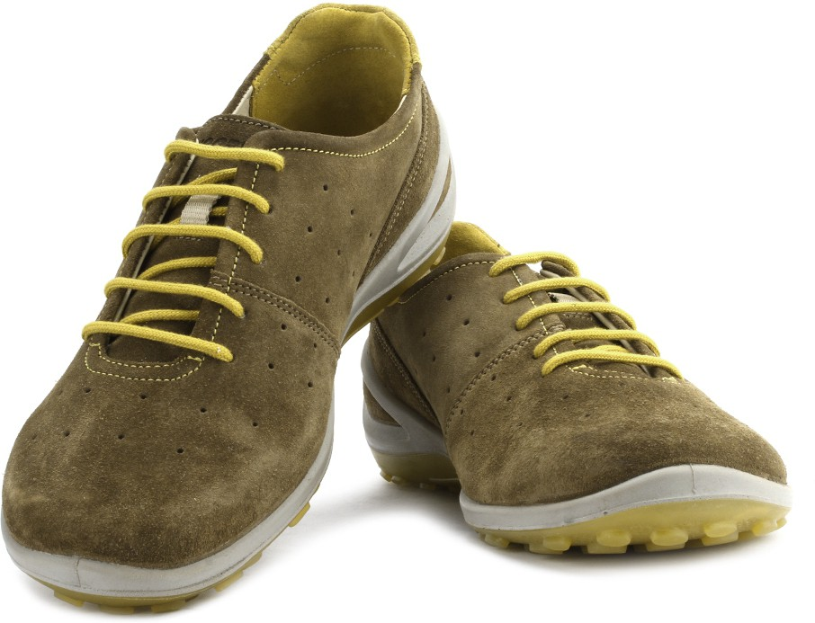 Woodland Men Outdoors Shoes(Brown)