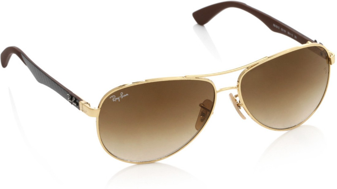 326f92be5b Ray ban 0rb8313-001-51 Aviator Sunglasses - Best Price in India ...