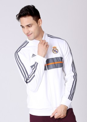 Madrid Real G83284 Jacket Price Best Adidas White In Men Track bf6y7gY