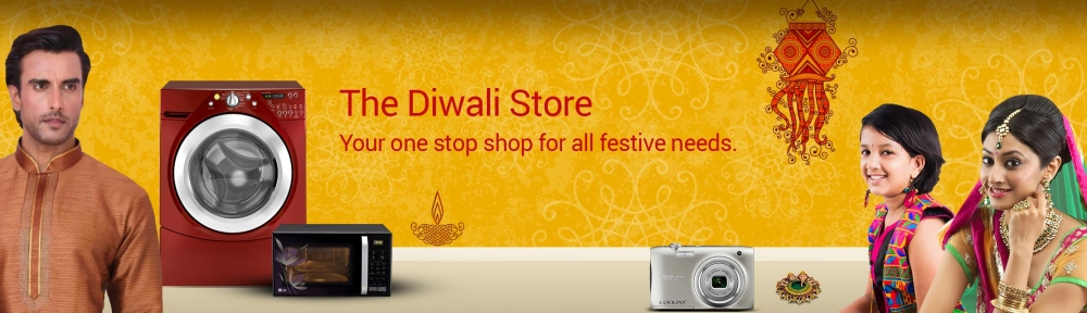 Flipkart Diwali Sale, Flipkart Happy Diwali Offers 2017