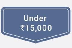 under ₹15,000