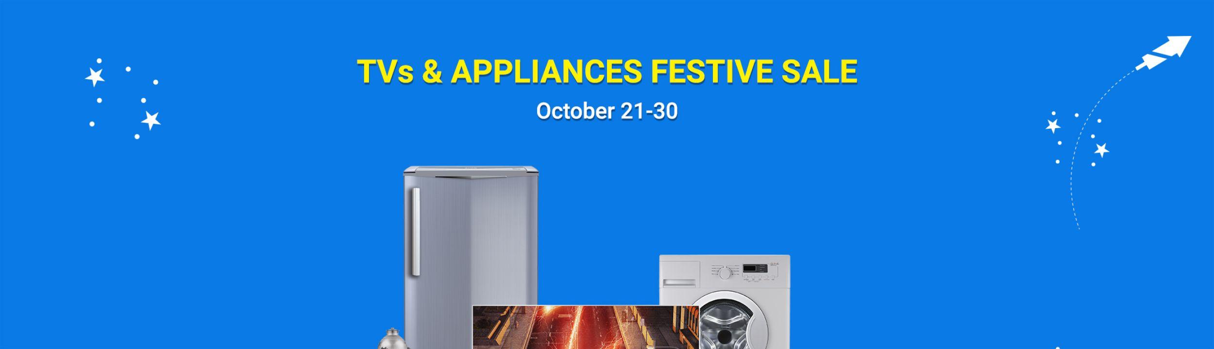 Flipkart Appliance Sale