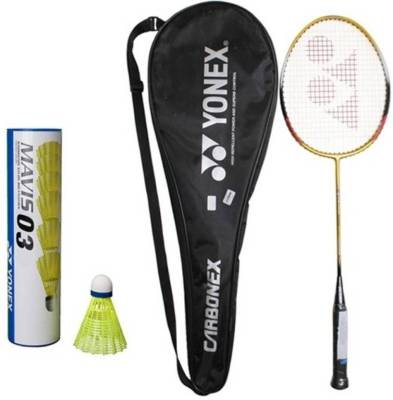 Racquets, Gloves..