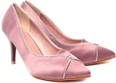 Klaur pink heel