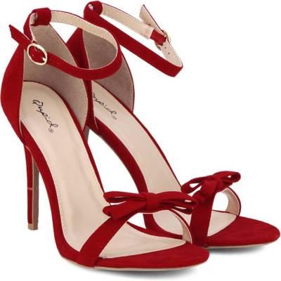 Qupid Redhot heels