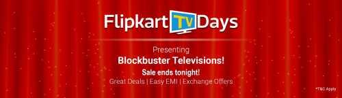 Flipkart Big Billion Day Sale Offers & Deals 2017