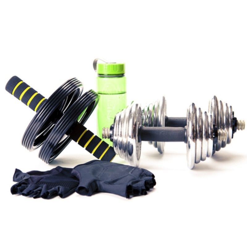 Dumbbells, Bars... - Fitness Accessories - sports_fitness