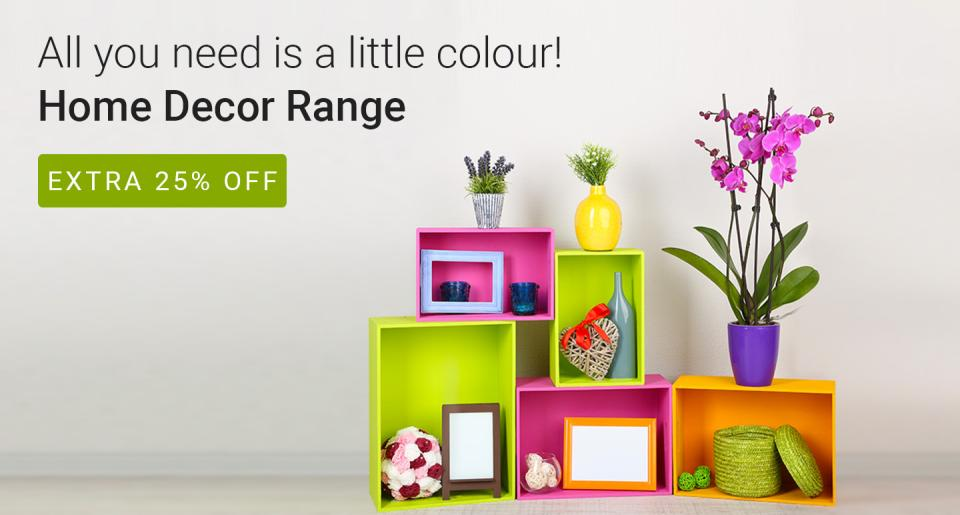 Home D Cor Buy Home Decorative Items Online At Best Prices In India Flipkart Com