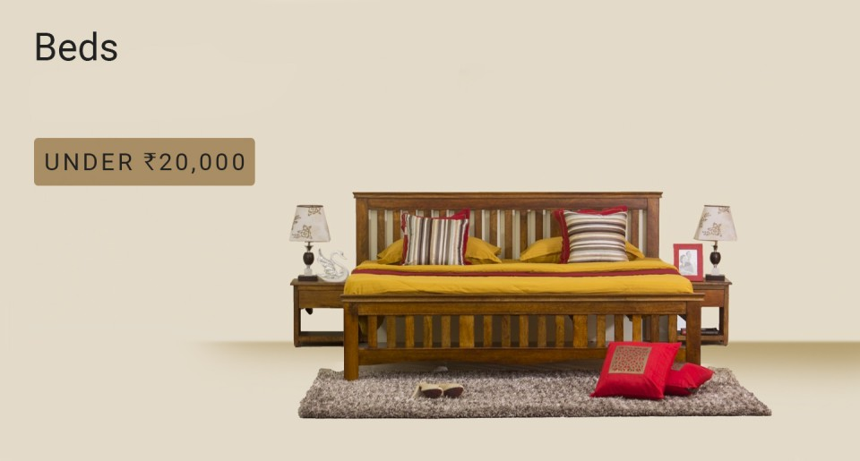 Today's Furniture Big Billion Days Sale Offers, Exchange Deals and Cashback